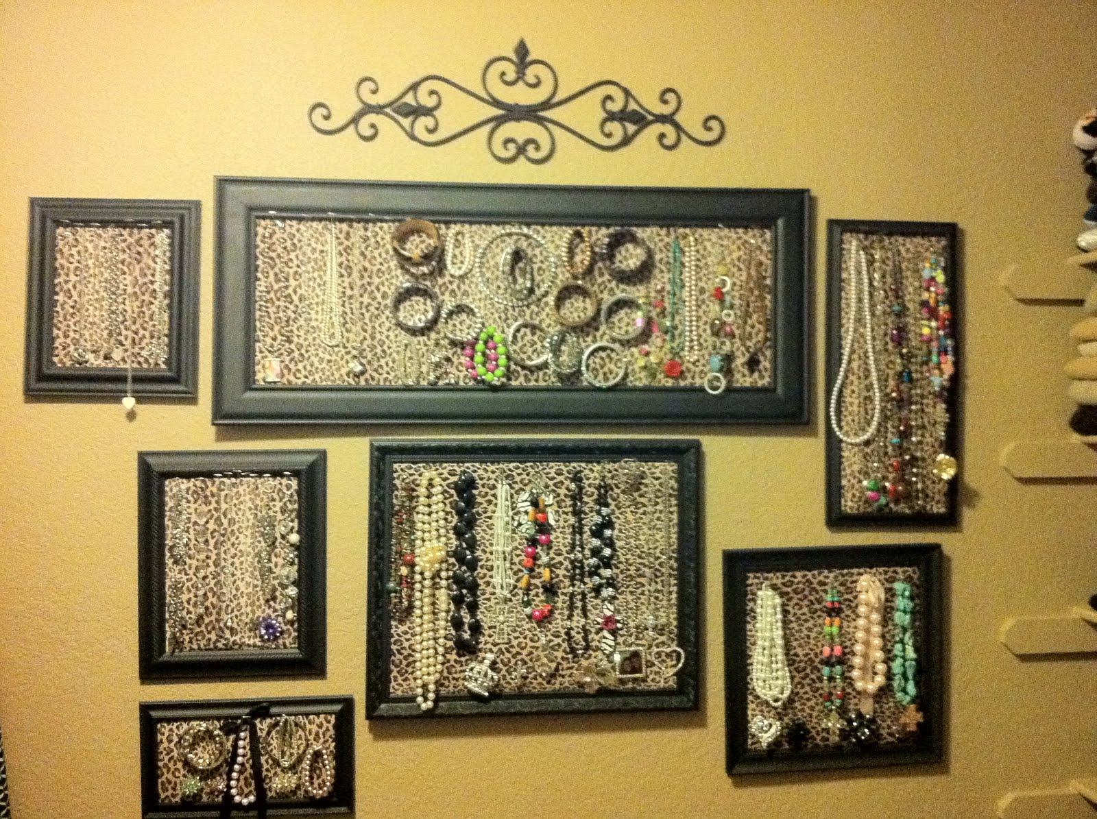 Jewelry Organizer Diy Diy Jewelry Organizer Be Inspired Teens